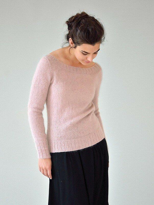 Пуловер SILENCE BY KIM HARGREAVES - STILL