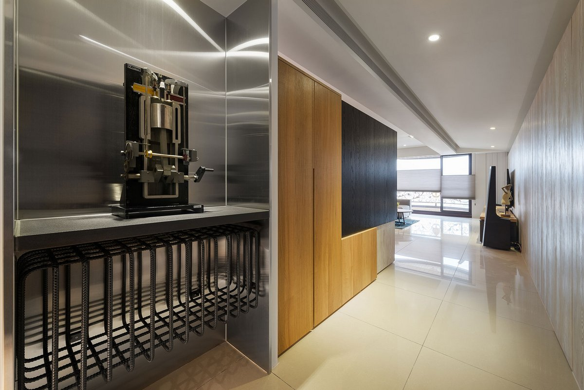 White Interior Design, проекты White Interior Design, простой дизайн интерьера, приятное оформление квартиры, просторная квартира интерьер