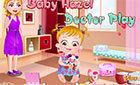 Игра девочка Хейзел доктор игрушек