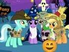 Мой Маленький Пони Хэллоуин (Pony Halloween)