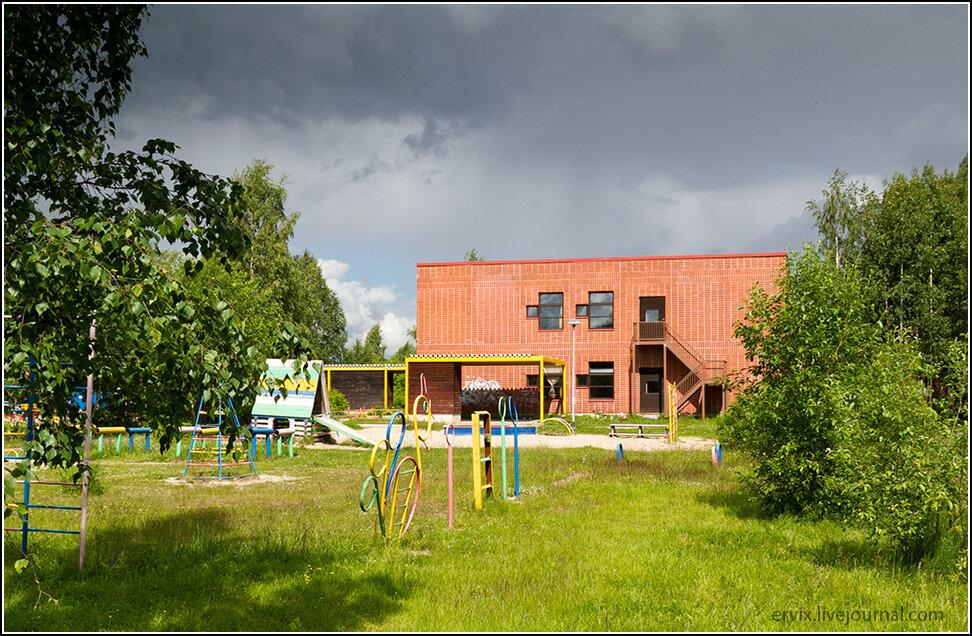 Детский сад в Костомукше