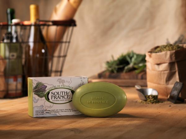 натуральное мыло Herbes De Provence Oval Soap