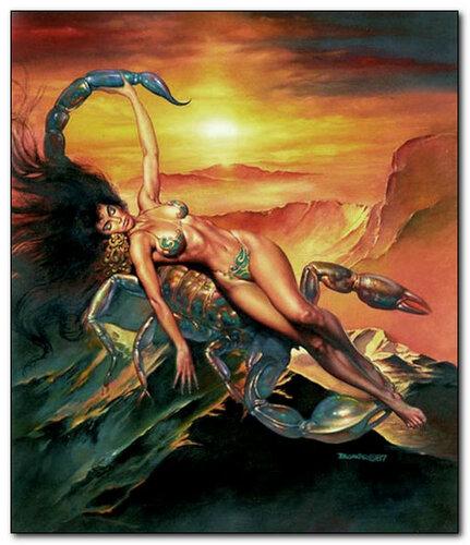 что любят люди под знаком зодиака скорпион