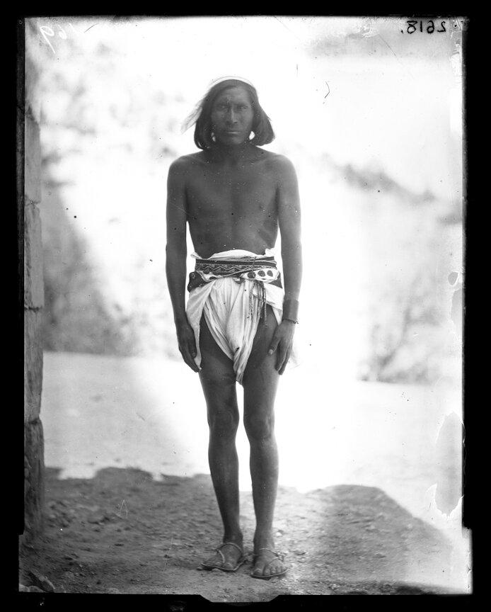 Мужчина племени тараумара