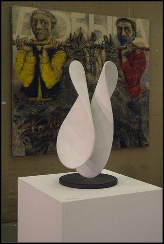 Выставка «Гении и шедевры». Санкт-Петербург. Манеж. 24 июня 2011.