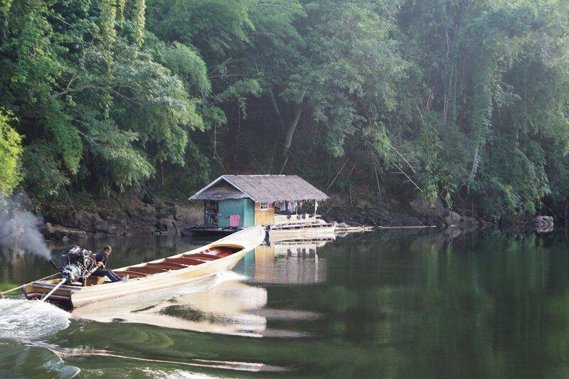 В Тайланде не был никогда и поэтому первое «прикосновение» к этой стране показалось необычным
