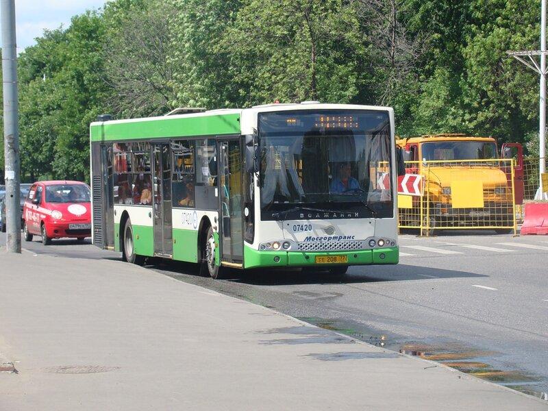 В Пензенском автобусном парке появятся новые автобусы 16 ноября 2011 года у здания администрации города Пензы прошла...