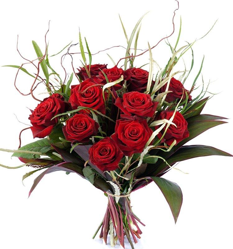 Букет из роз для мужчины фото