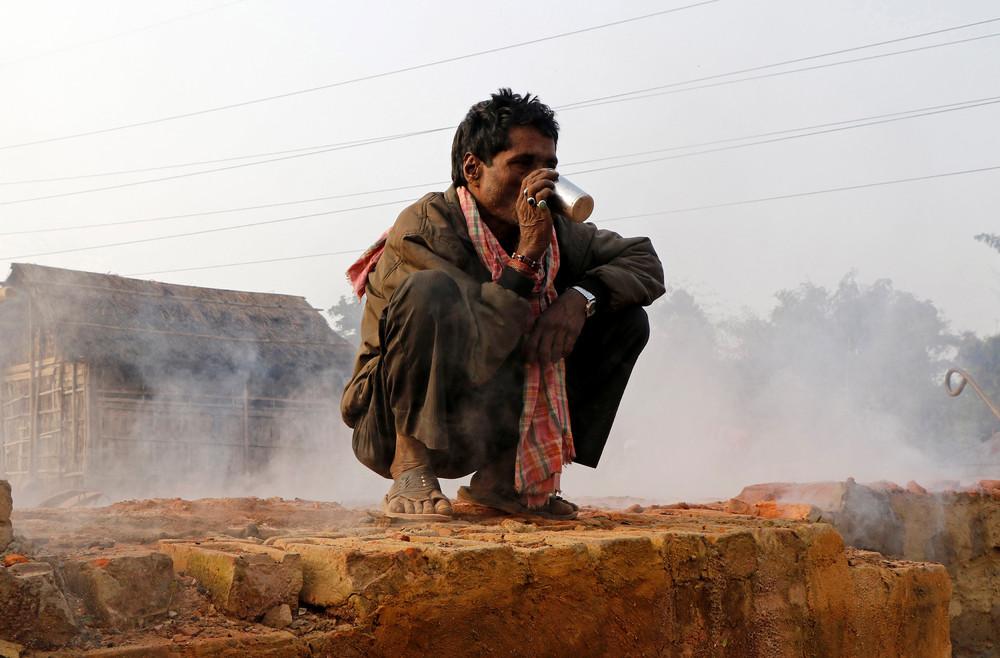 Индия в январе 2018 года