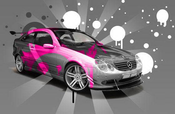 Качественная покраска автомобиля в Екатеринбурге