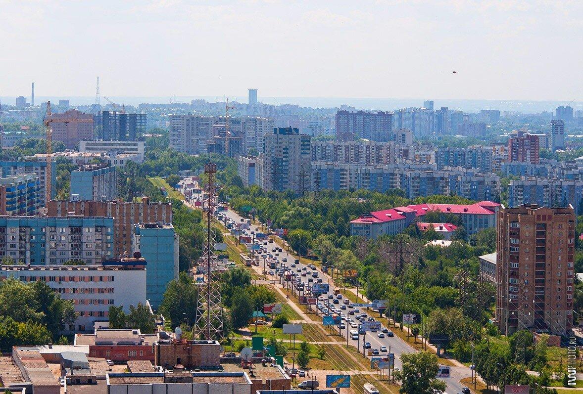 Самара, ул. Ново-Садовая