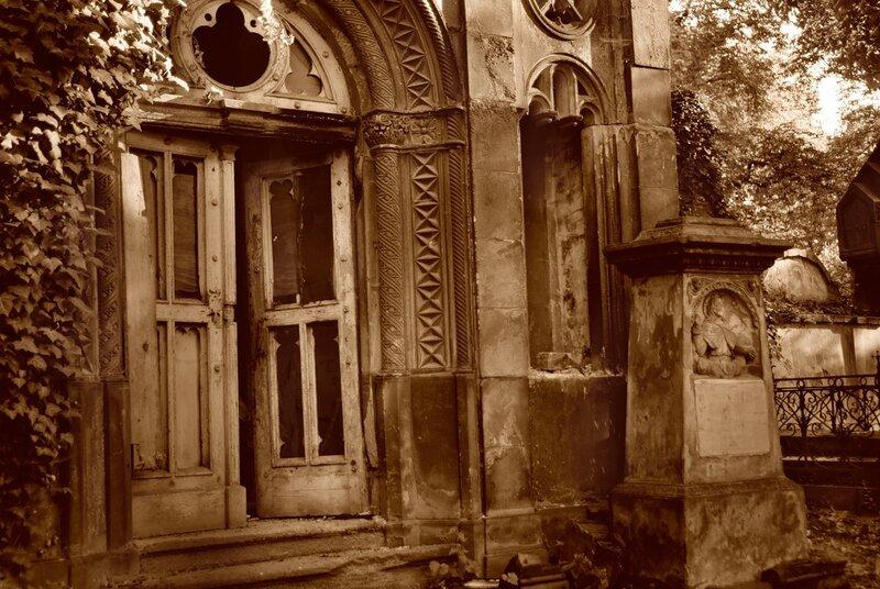 Прага. Надгробия и памятники. фотограф Кузьмин
