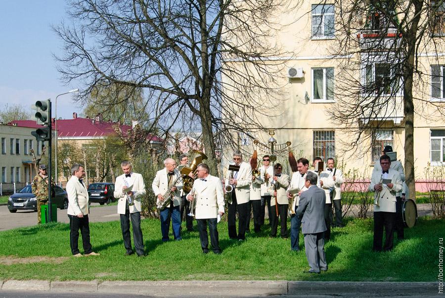 оркестр в сарове