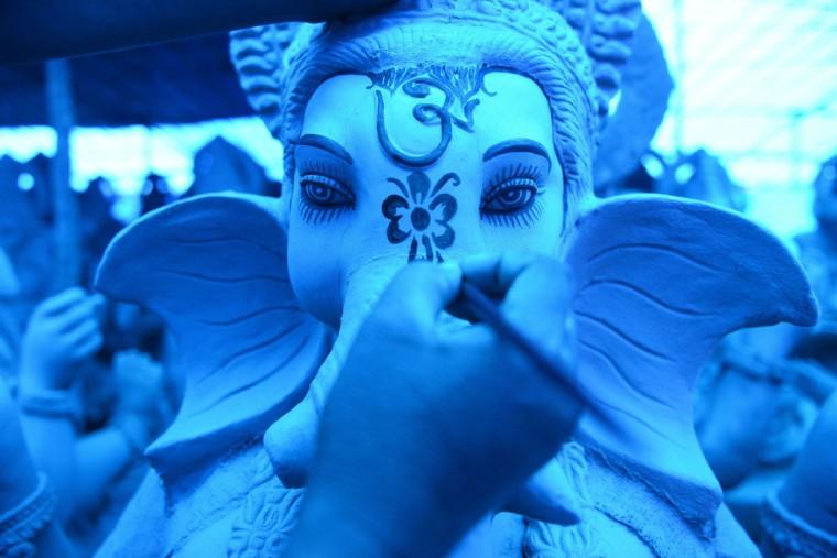 В Индии празднуют День рождения Ганеша 0 1454b1 3ae0194f orig