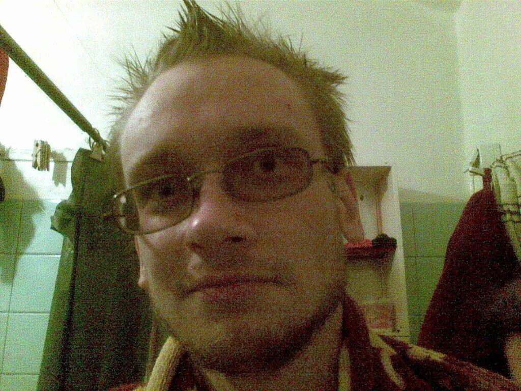 Пора подстричься и побриться!
