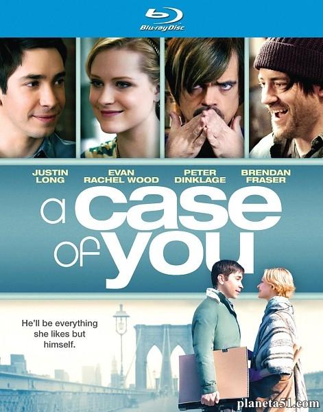 Дело в тебе / A Case of You (2013/BDRip/HDRip)