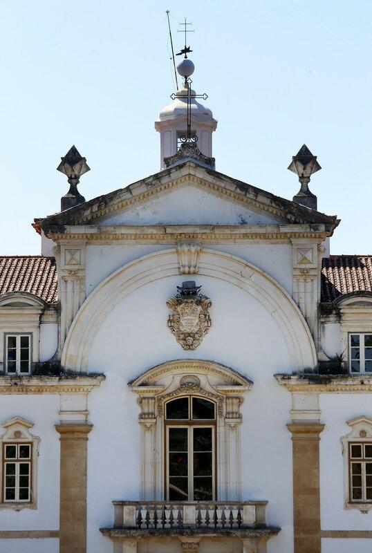 Коимбра. Семинария Святого Семейства (Seminário Maior da Sagrada Família)