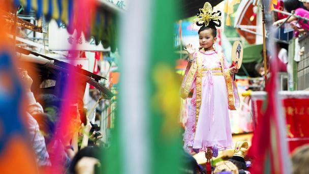 Ченг Чау Бун фестиваль