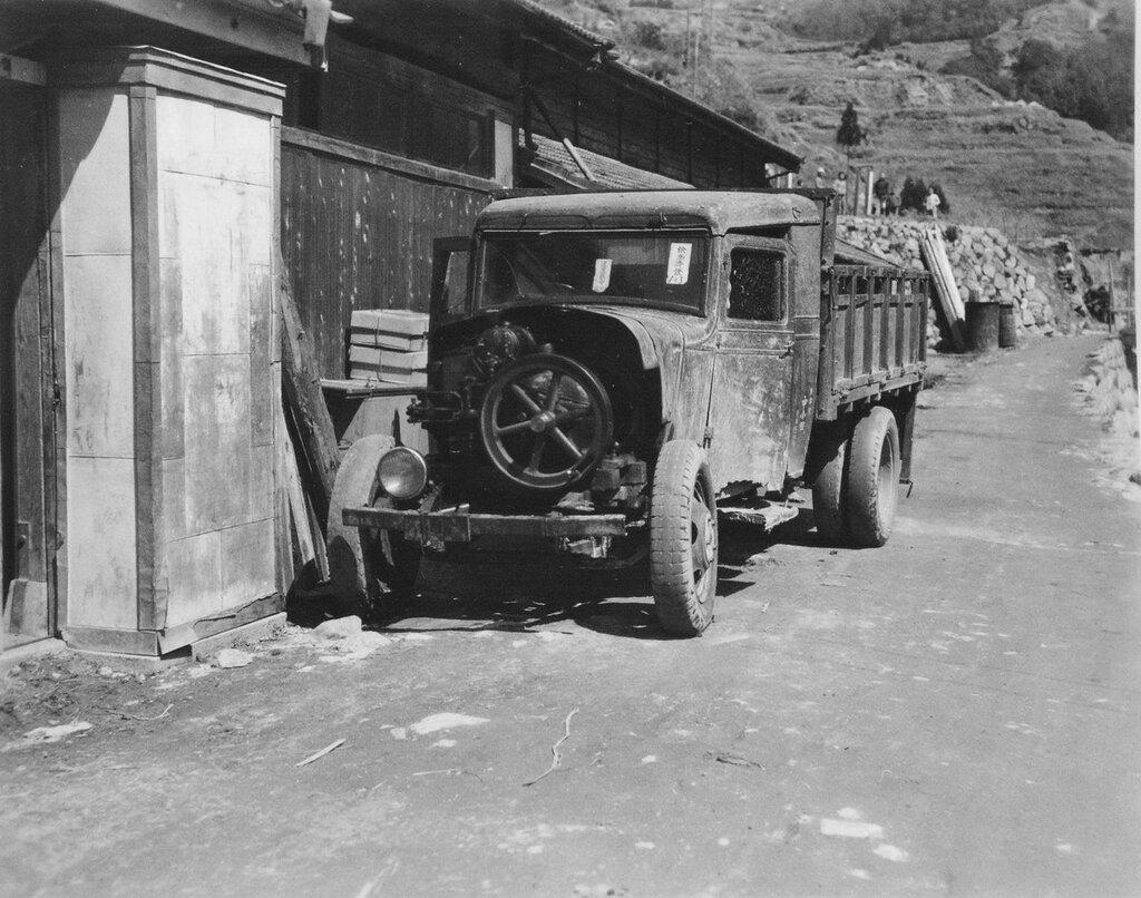 Karatsu, Japan 3-15-1946