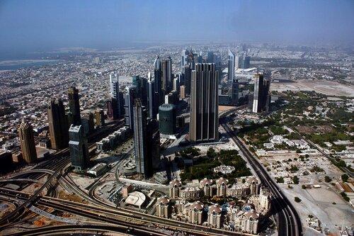 Современный Дубаи.
