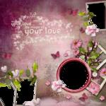 «чувство любви скрап» 0_6dfb1_91f762ad_S