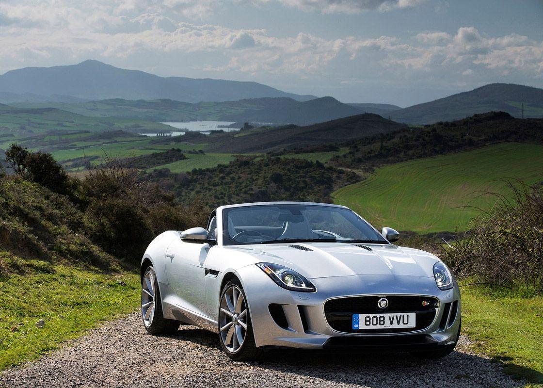 Новый элегантный Jaguar