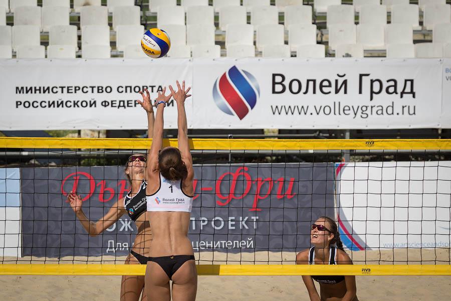 Пляжный волейбол в Анапе 2014