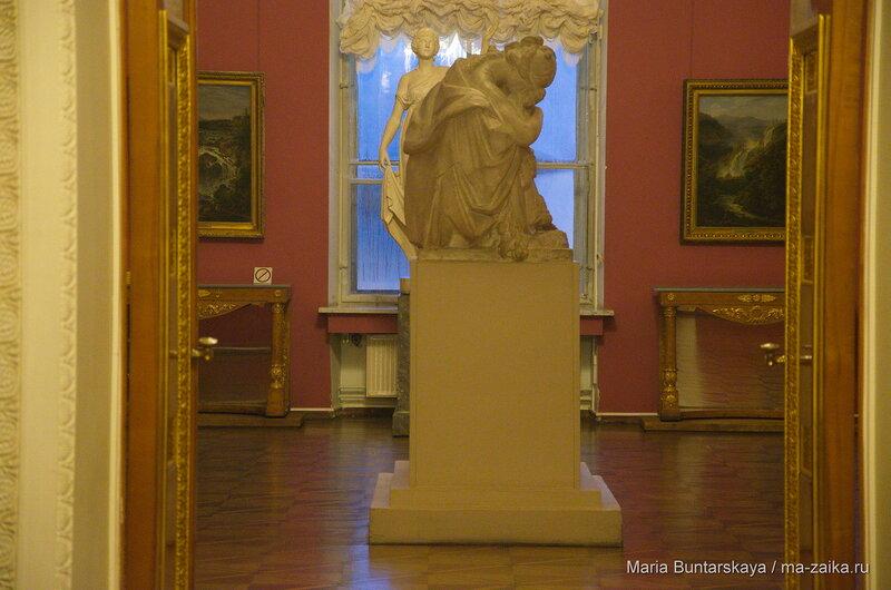 Русский музей, Санкт-Петербург, 16 декабря 2015 года