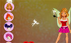 Винкс игра крылья для Блум, Стеллы, Айши, Музы (Winx Games)