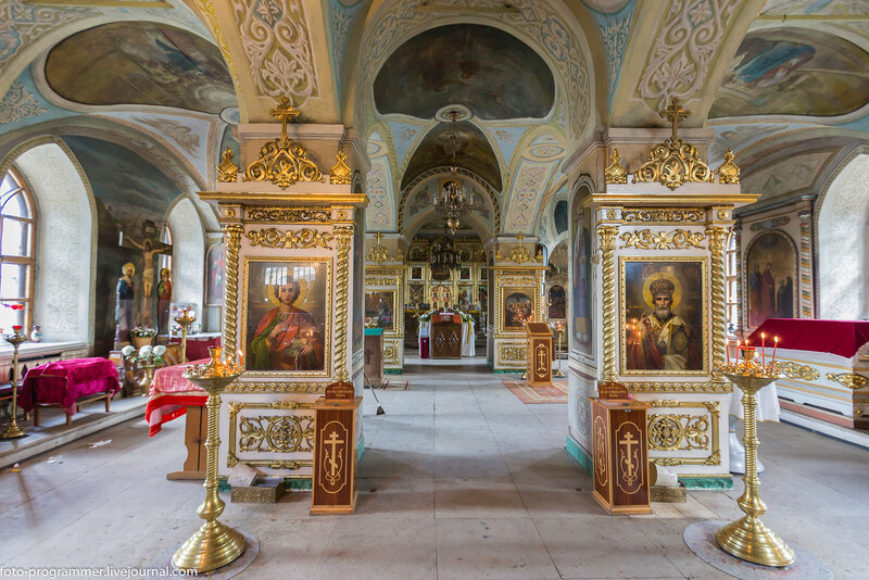 Владимирская церковь, Быково
