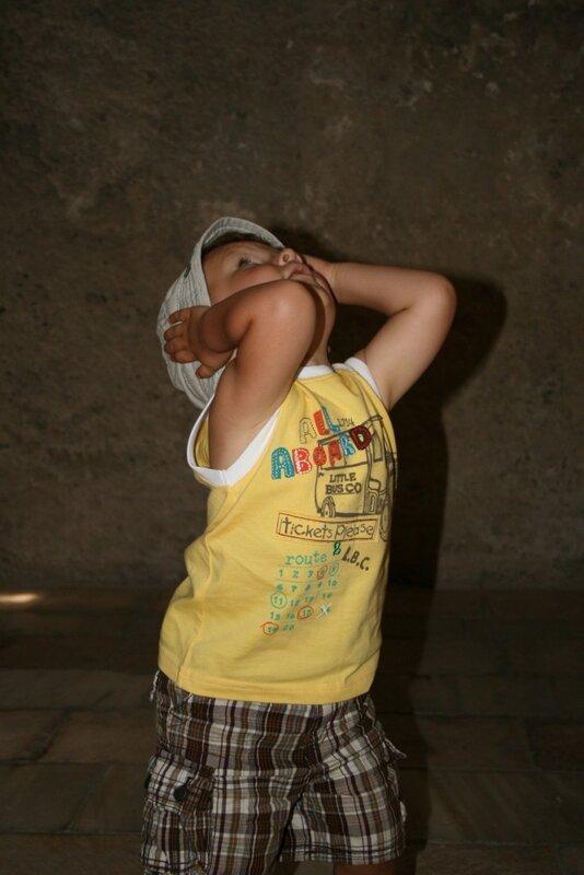 Гранада, Егор в арабских банях