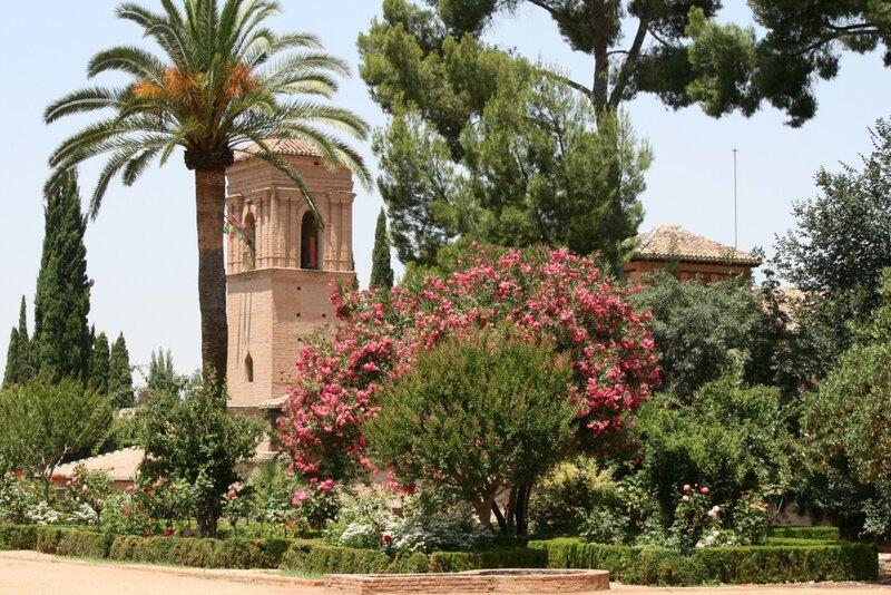Испания, Гранада, Альгамбра