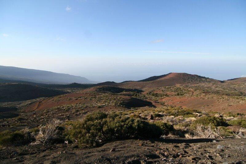 Тенерифе, мирадор выше облаков