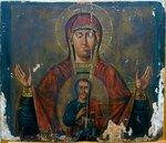НВ-468-56 Икона «Богоматерь Знамение» (Оранта) 76х87,5.jpg