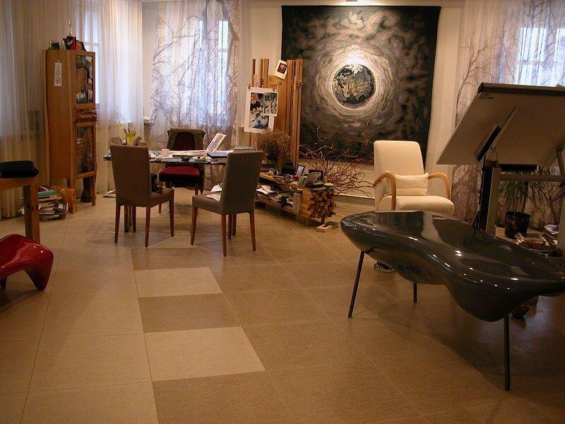 Архитектор, дизайнер интерьера и мебели Юрий Рынтовт (Харьков)