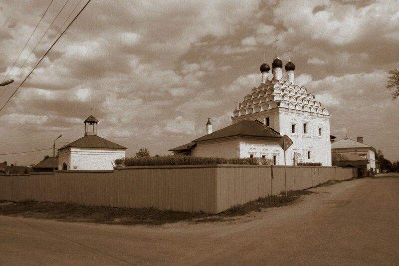 Коломна. Церковь Николы на Посаде
