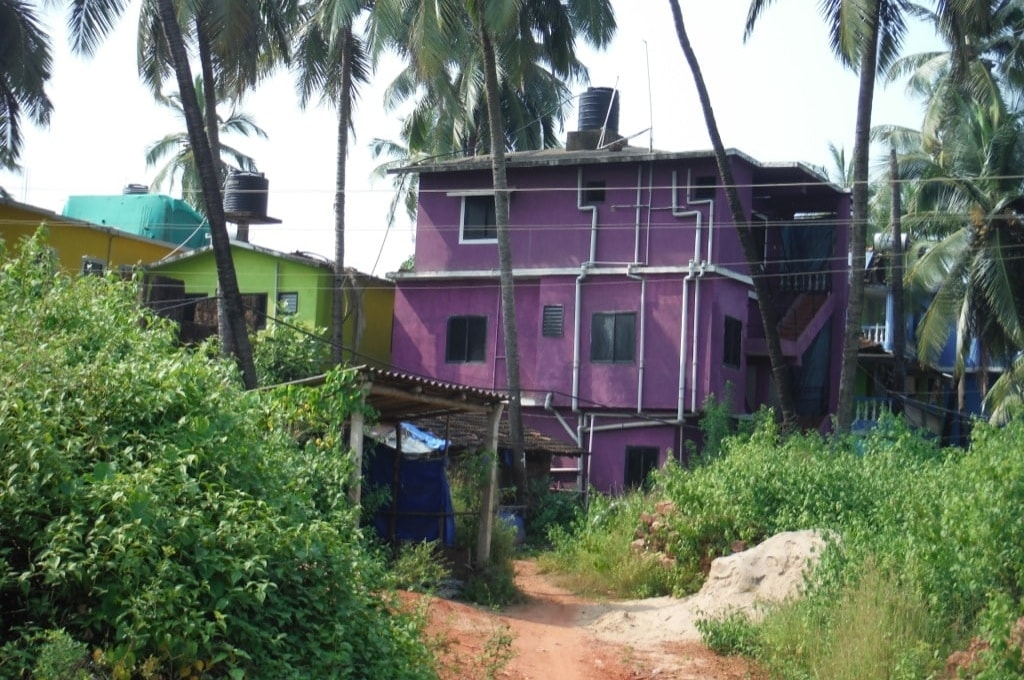 Арамбольские домики