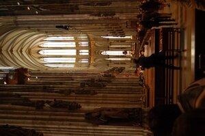 Кёльнский собор, интерьер