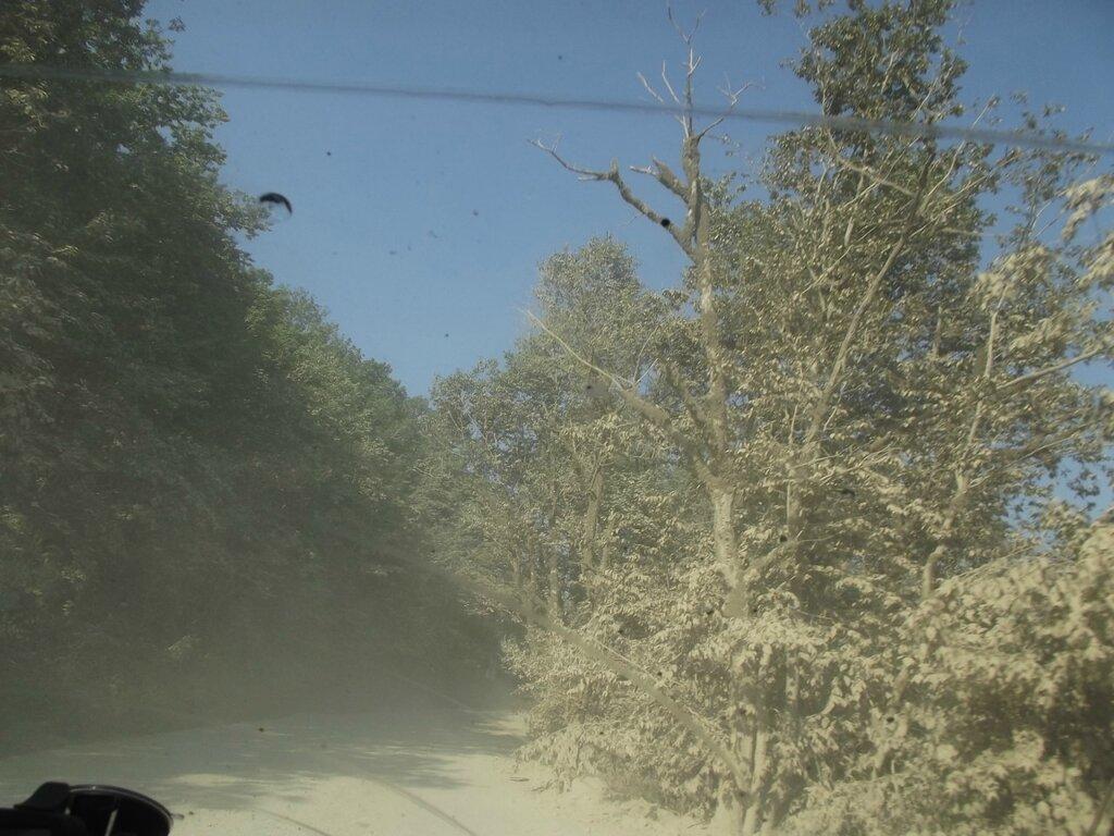 Шаумянский перевал - вершина