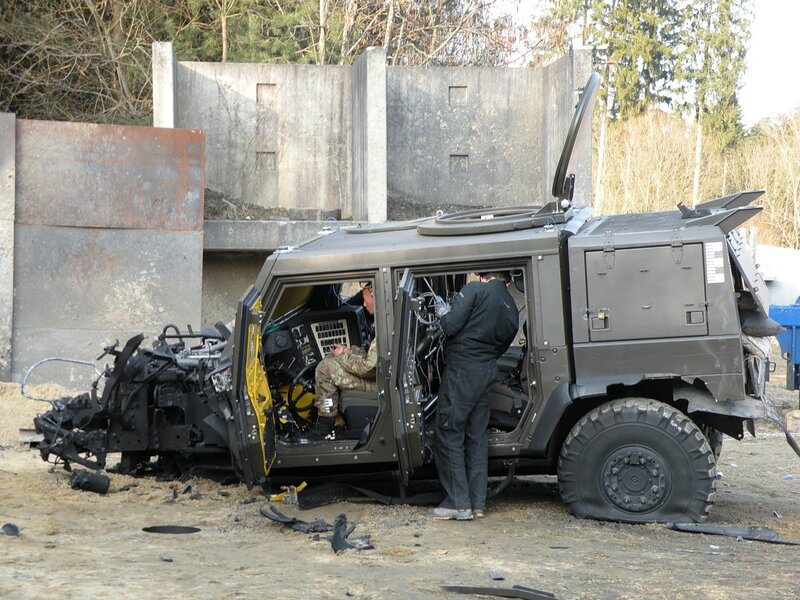 В результате боя с ДРГ боевиков под Трехизбенкой двое украинских военных погибли, двое - ранены, - Москаль - Цензор.НЕТ 6776