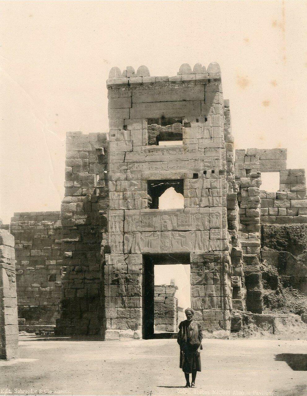 Мединет-Абу. 1900