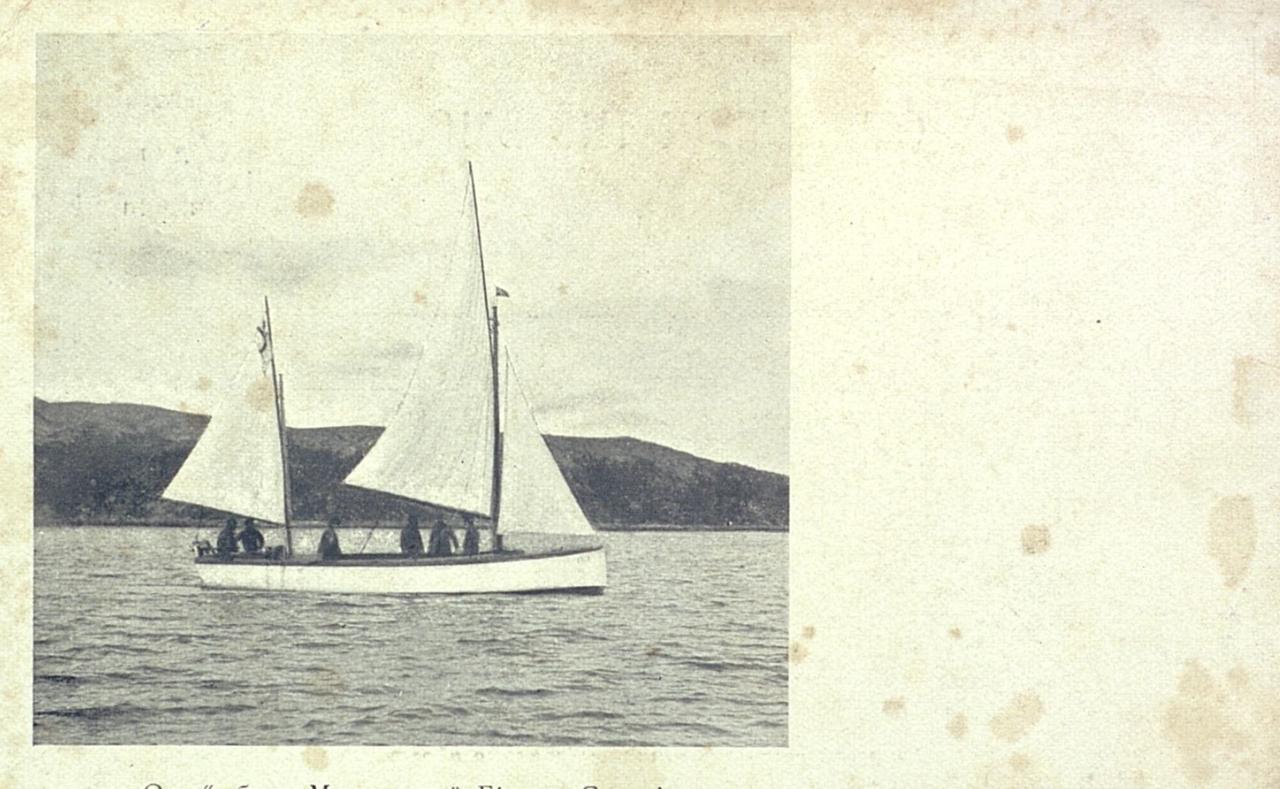 Мурман. Корабль «Орка»