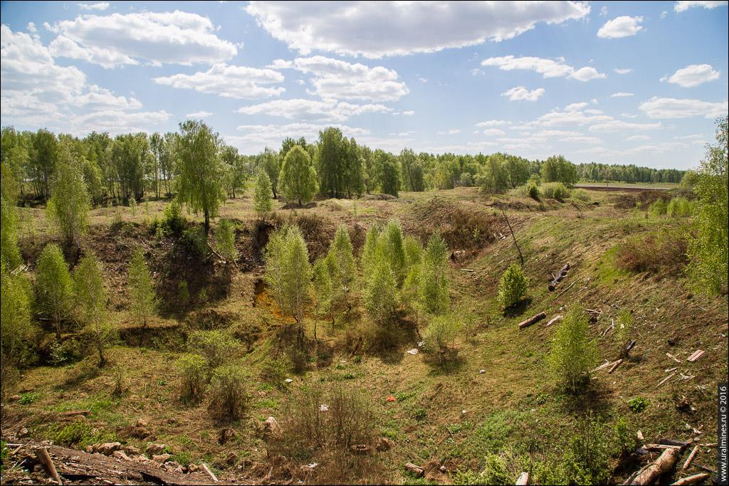 Логовский железный рудник Каменского завода