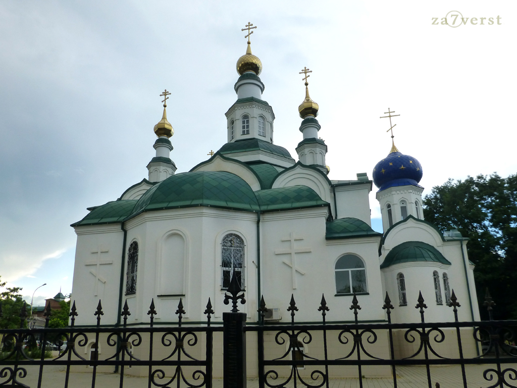 Россия, Армавир, храм