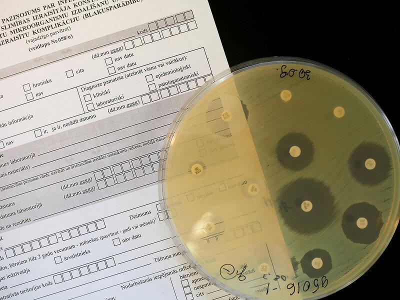 Одно субботнее дежурство клинического микробиолога / 01.10.2016.
