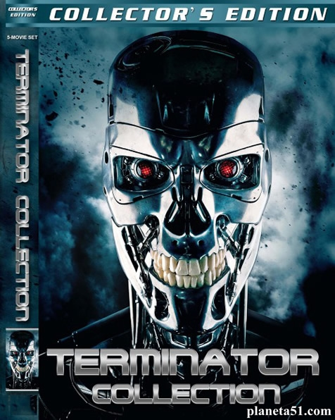 Терминатор: Квадрология / Terminator: Quadrilogy (1984-2009) BDRip-AVC от HQCLUB
