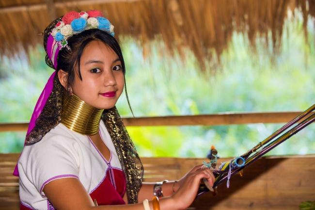 © SergeBertasiusPhotography/depositphotos  Один израйонов Восточной Бирмы называют «страной ж