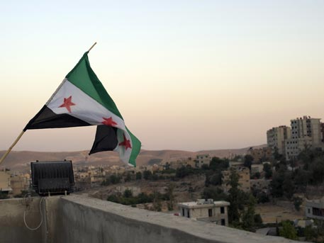 Сирийские власти имятежники договорились оперемирии впригороде Дамаска