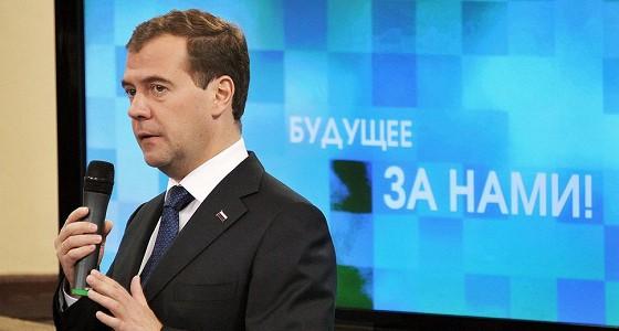 Медведев поведал одостижении целей тысячелетия по уменьшению материнской идетской смертности