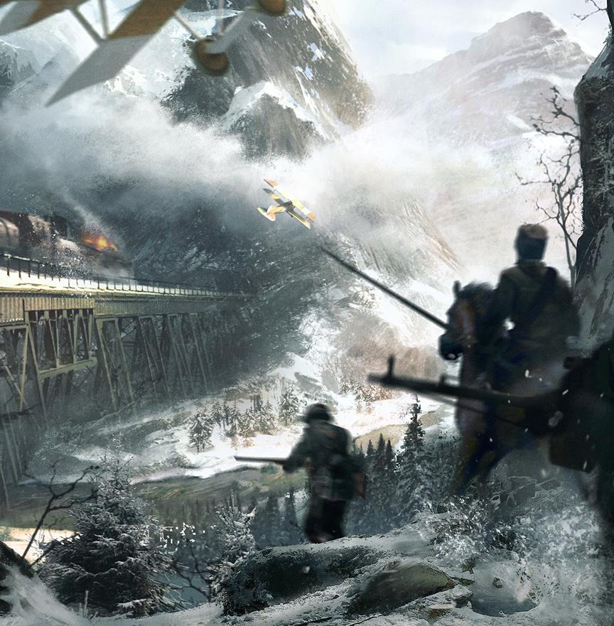 Авторы Battlefield 1 сделали анонс русской армии